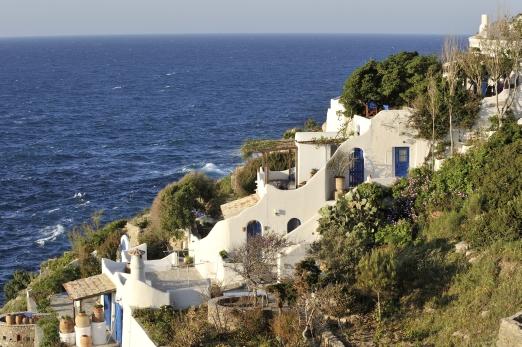 Individual accommodation Villa Dimitri near Armenistis - Ikaria Island - Greece - May 2011