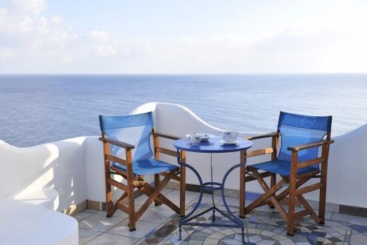 Individual accommodation Villa Dimitri near Armenistis - Ikaria Island - Greece - May 2012