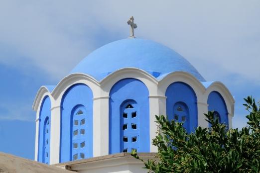 Church Aghhia Marina in Arethousa - Ikaria Island - Greece - May 2011