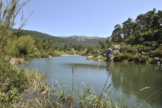 Old water reservoir - Ikaria Island - Greece - May 2011
