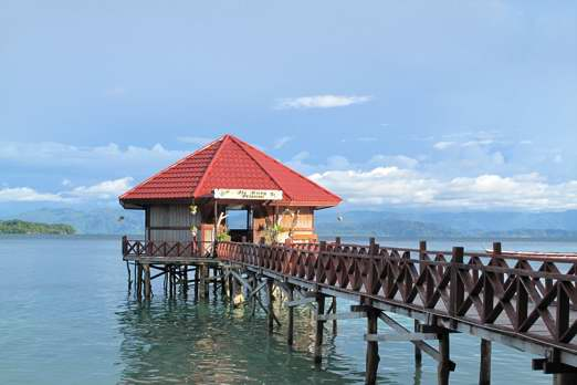 Ahe Dive Resort (Harlem Islands) - Cenderawasih Bay - West-Papua - Indonesia 2011