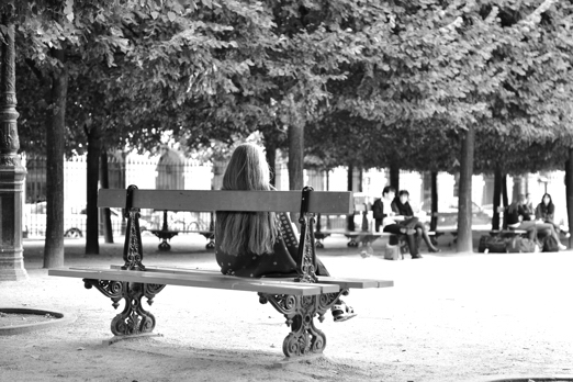 Impression of Place des Vosges - Paris - July 2011
