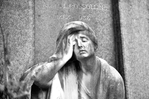 Impression of Pere Lachaise - Paris - July 2011