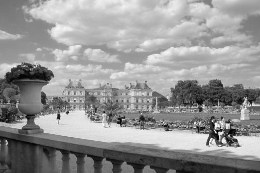 Palais du Luxembourg - Paris - July 2011