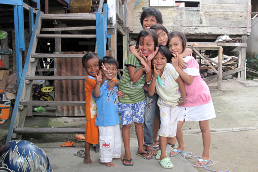 Children in Dongala - Central Sulawesi - Indonesia 2010