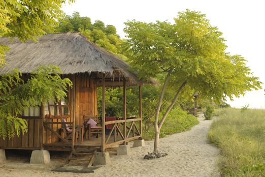 Accommodation Alor Divers Eco Resort - Pantar - Alor-Archipelago - Indonesia 2010
